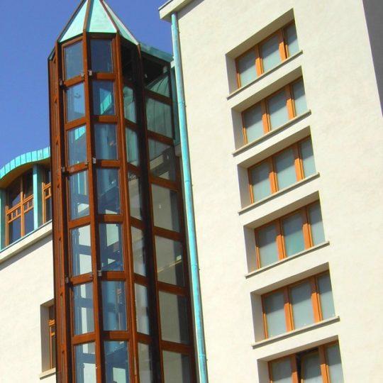 Strutture per vani ascensore progeco strutture - Costo ascensore esterno 3 piani ...